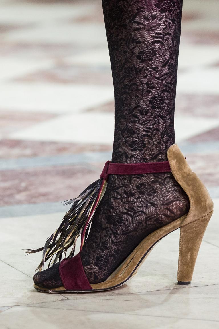 На фото: модные модели туфель сезона 2016-2017 из коллекции A-La-Russe-Anastasia-Romantsova.