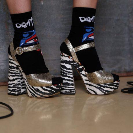 Новинки: модные носки от российских дизайнеров