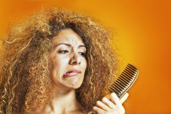 Вы слишком часто расчесываете волосы