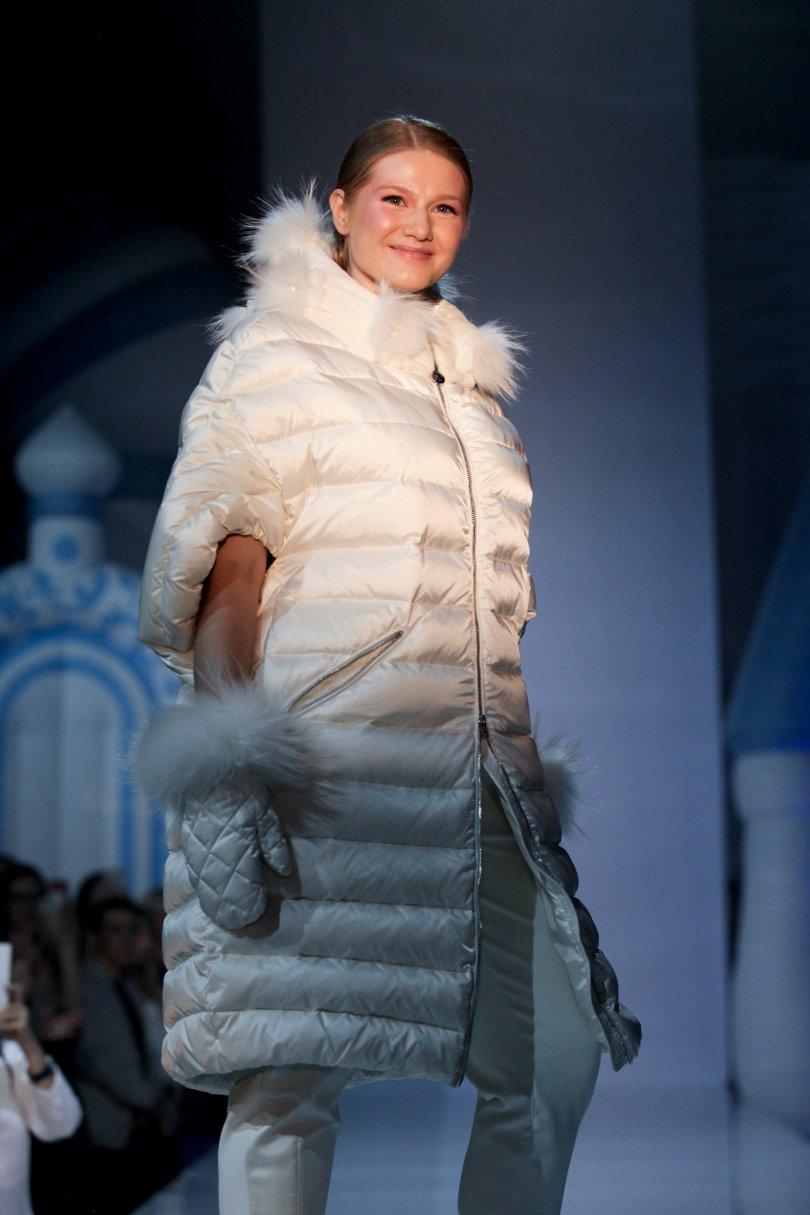 Зимняя коллекция одежды Надежды Бабкиной