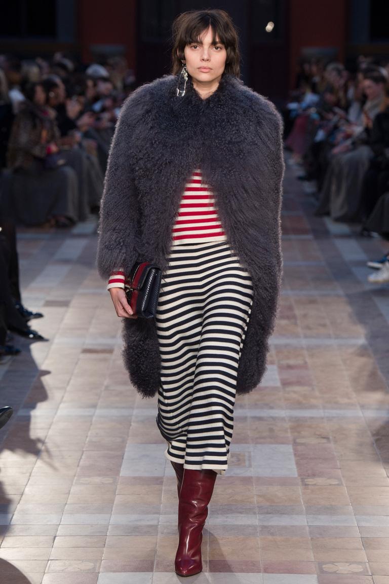 На фото: верхняя одежда в стиле кантри сезона осень-зима 2016-2017 из коллекции Sonia-Rykie.