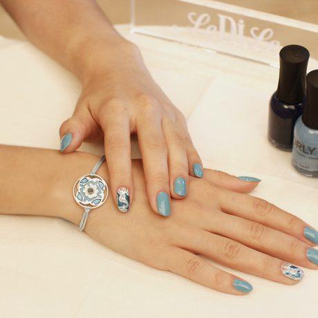 Мастер-класс nail-дизайна «Мандала Гармония»