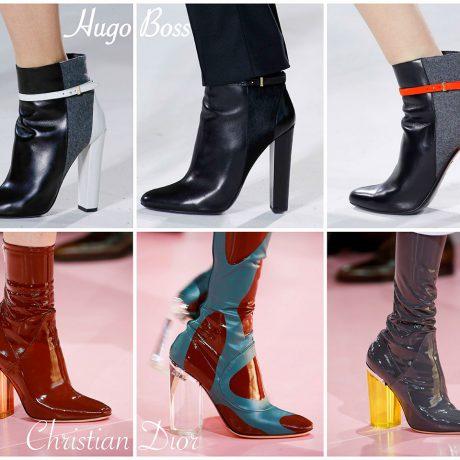 Модная обувь осени 2016 и зимы 2017