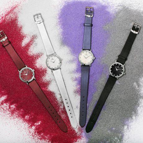 Время ветра — новая модная коллекция часов