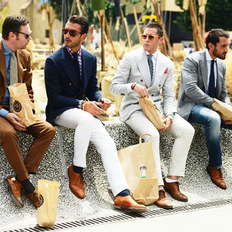 Как правильно сочетать брюки и обувь