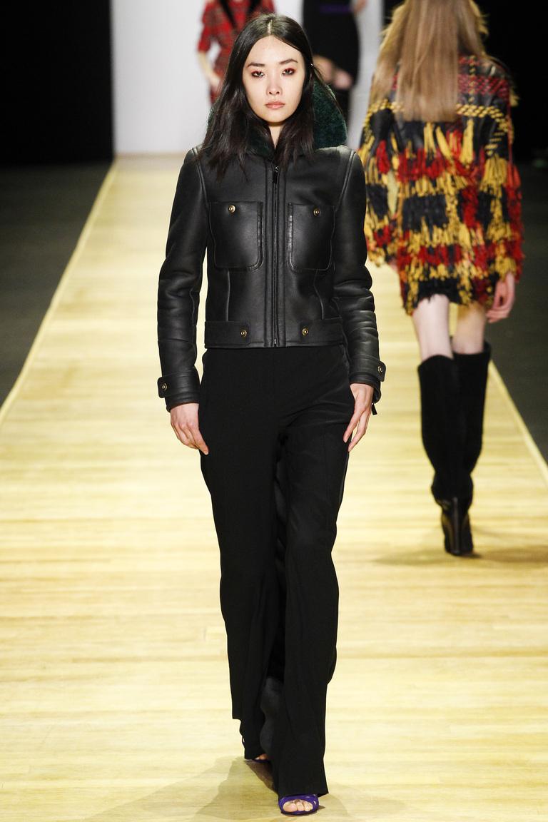Широкие классические брюки 2017 фотообзор коллекции Barbara-Bui.