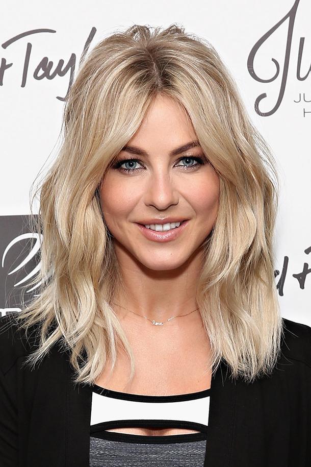 Модный цвет волос: бежевый блонд
