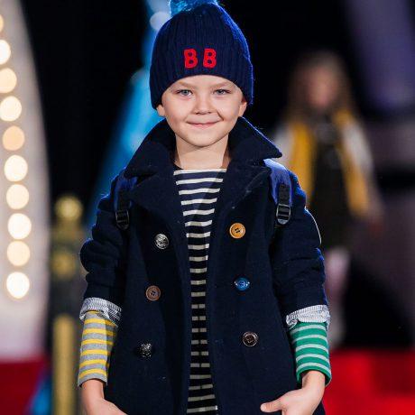 Большой Всероссийский модный детский показ ЕVENTAIL KIDS