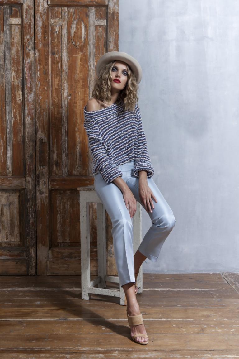 На фото: новый модный образ из коллекции Valevskaya.