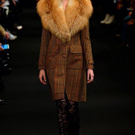 С чем и как носить пальто. Модные фишки.