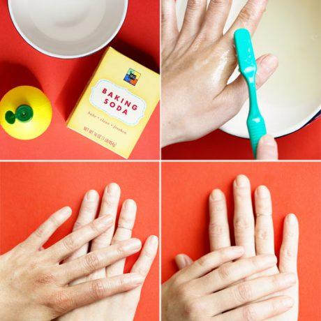 Зубная щётка для объема волос, красивой прически и ногтей. А не только для зубов.