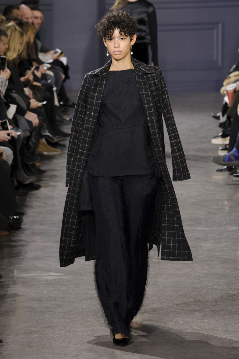 Классическое пальто 2017: с чем носить?