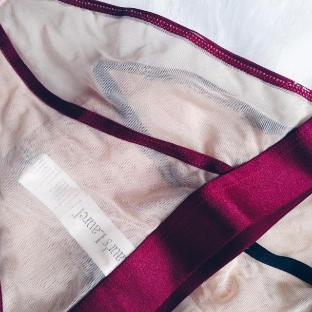 Тренд: кружевное легкое нижнее белье