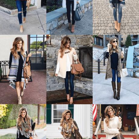 Casual стиль: 38 новых стильных образа