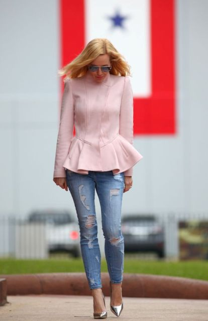 С чем модно носить пиджак