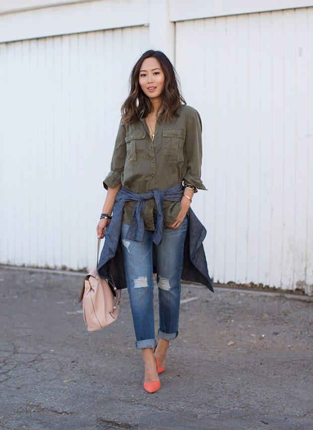 aimee_song_green_shirt_boyfriend_jeans-630x865