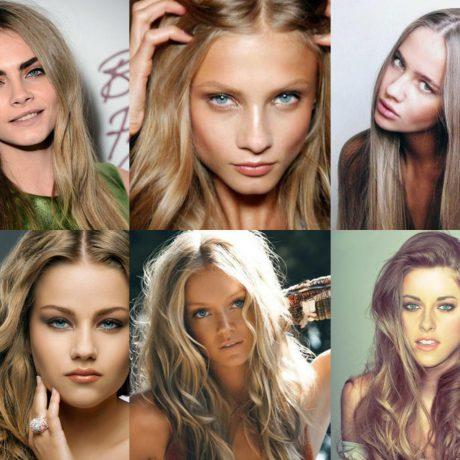 Цвет волос 2017: 5 главных оттенков волос