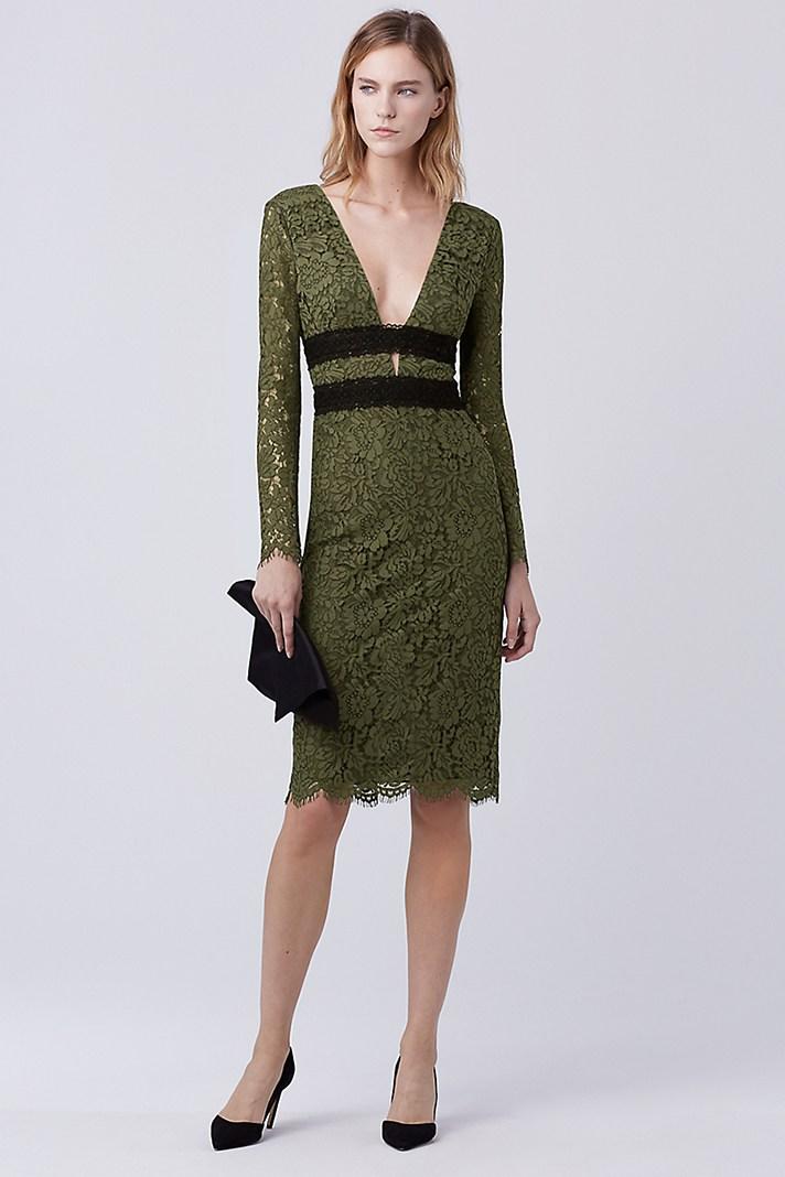 Модное кружевное платье 2017 - фото новинки и тренды сезона