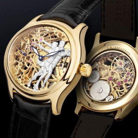 Новинка: ювелирные часы «Танцы со временем» НИКА Exclusive