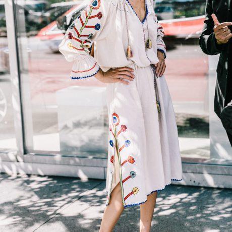 Модные платья 2017: мини, платья футляры, бархат и другие тренды