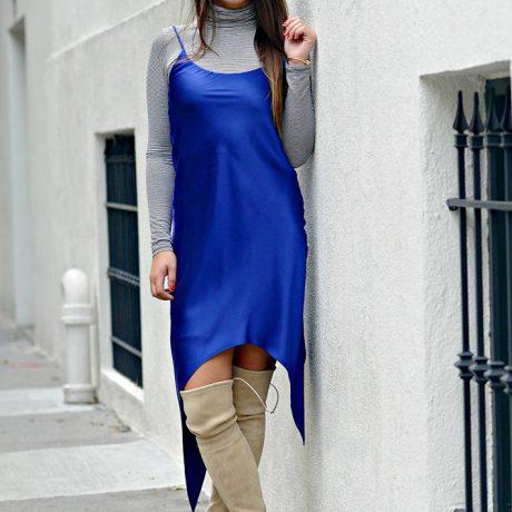 Сапоги чулки: с чем носить модные сапоги?