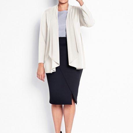 Офисная одежда Plus Size – новые модели и фасоны