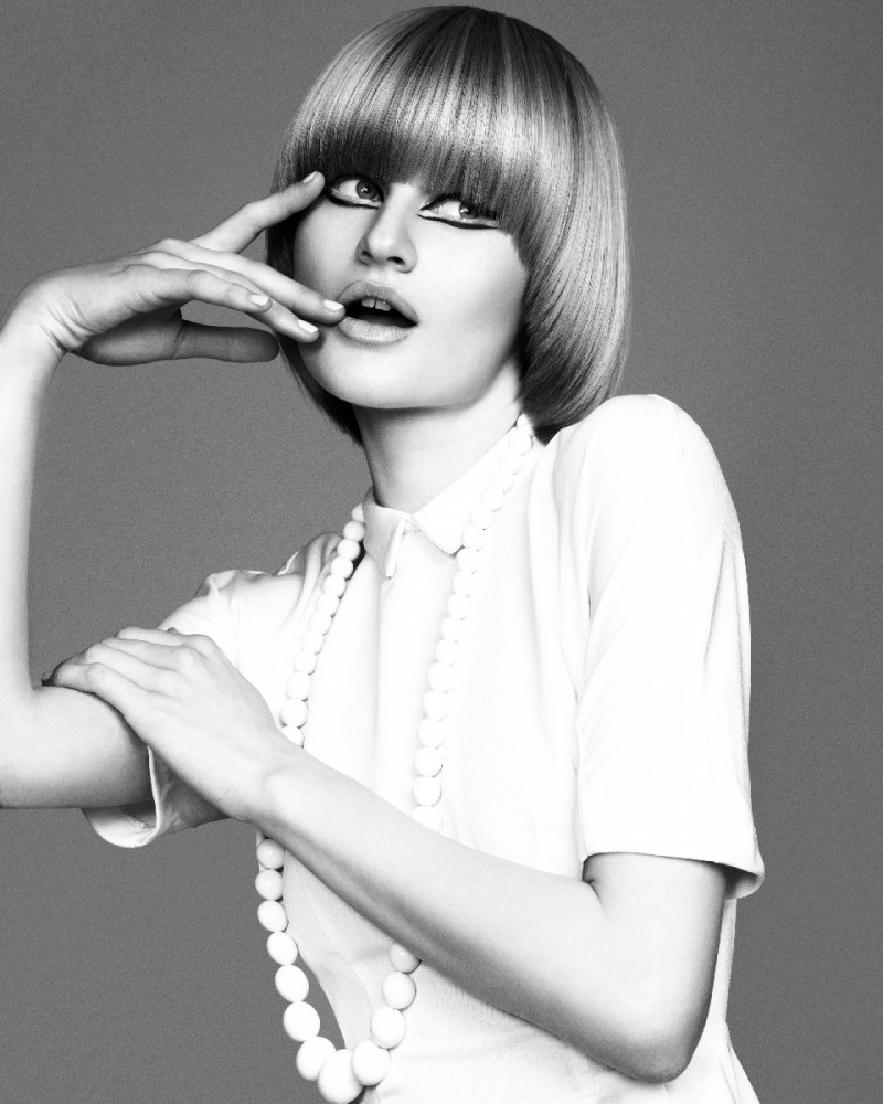 Стрижка паж – модная короткая стрижка 2017