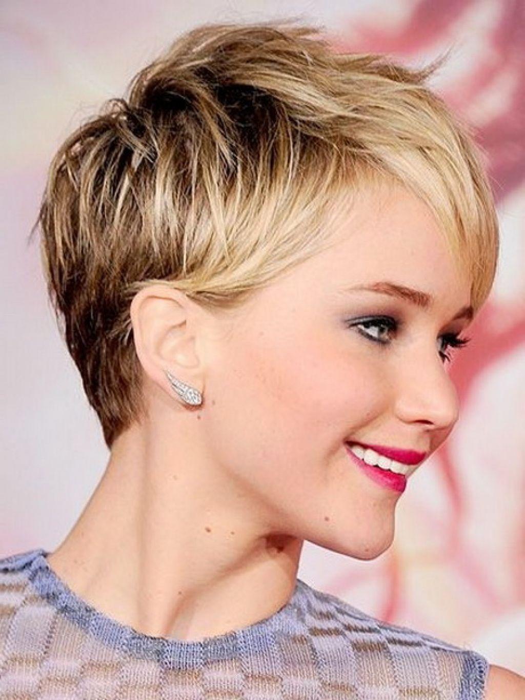 Стрижки на короткие волосы 2017: пикси