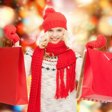 Total Winter Sale и Christmas Fashion Day