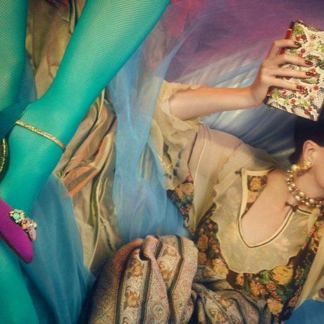 Коллекция Лабутенов — фейерверк принтов, моделей и страстей