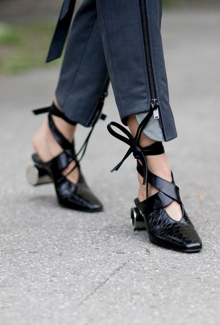 Модные аксессуары 2017 – фото обзор - обувь.