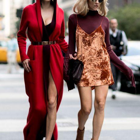 Уличная мода 2017 – тренды и тенденции
