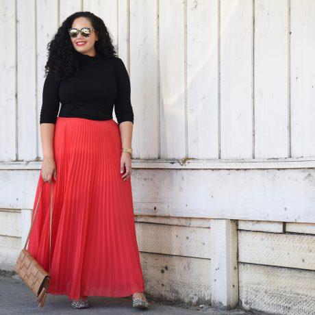 Модные юбки 2017 для полных – фото обзор