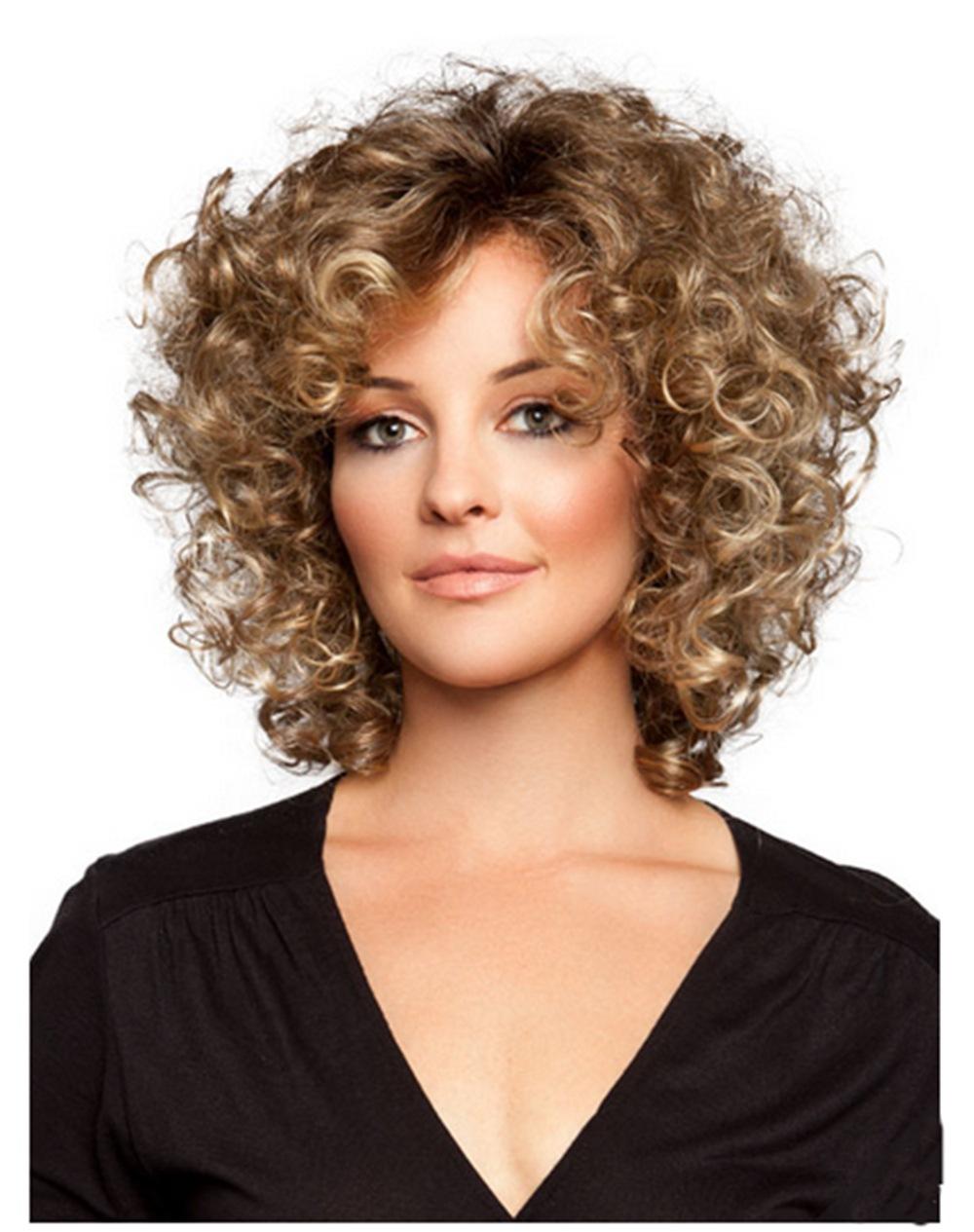 Стрижки на вьющиеся волосы фото 2016 фото для девушек