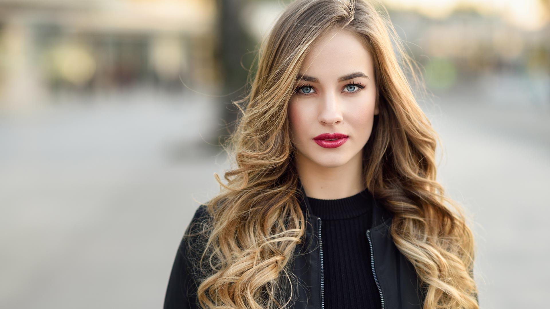 Какая длина волос в моде в 2018 году фото