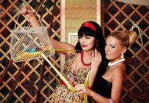 Прически в стиле стиляг: 30 модных супер-ярких вариантов