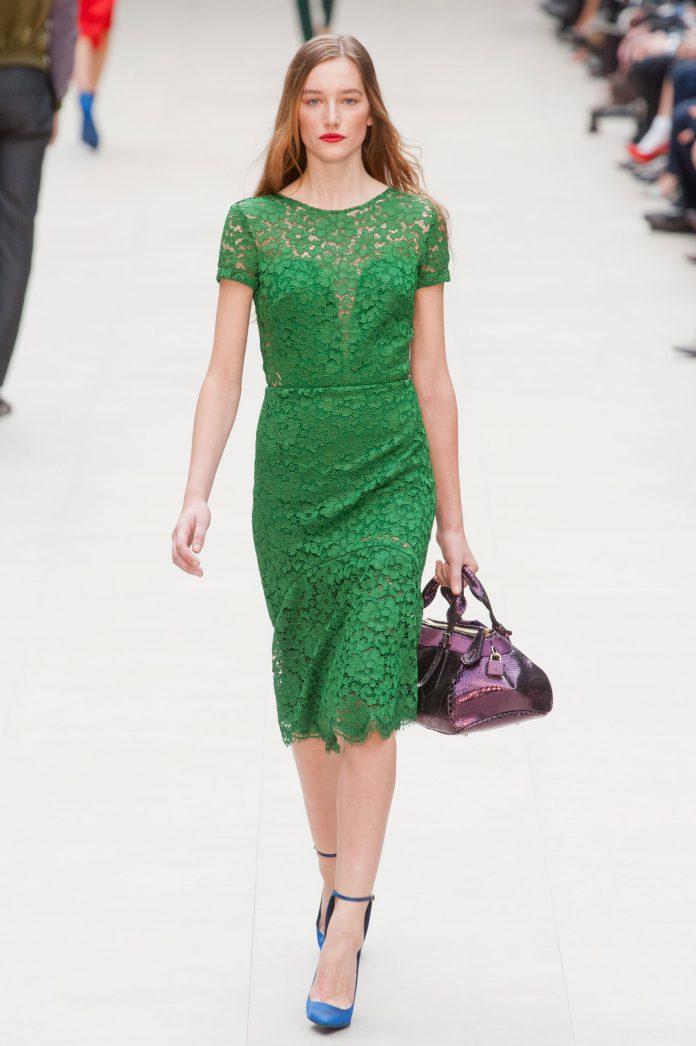 Платье годе - модели, кому подходят?