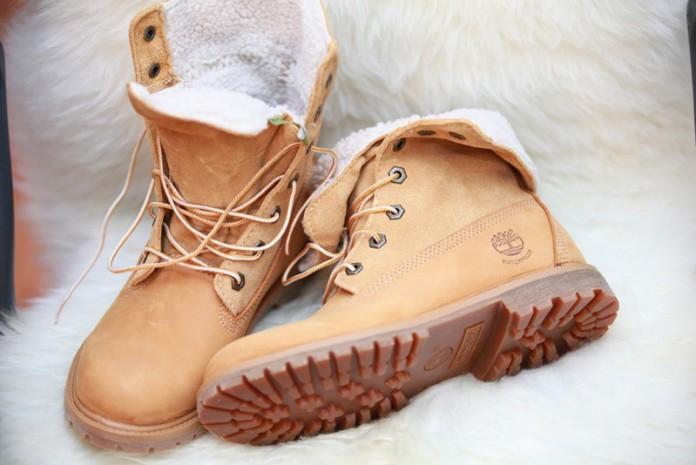 Ботинки Тимберленды - с чем носить
