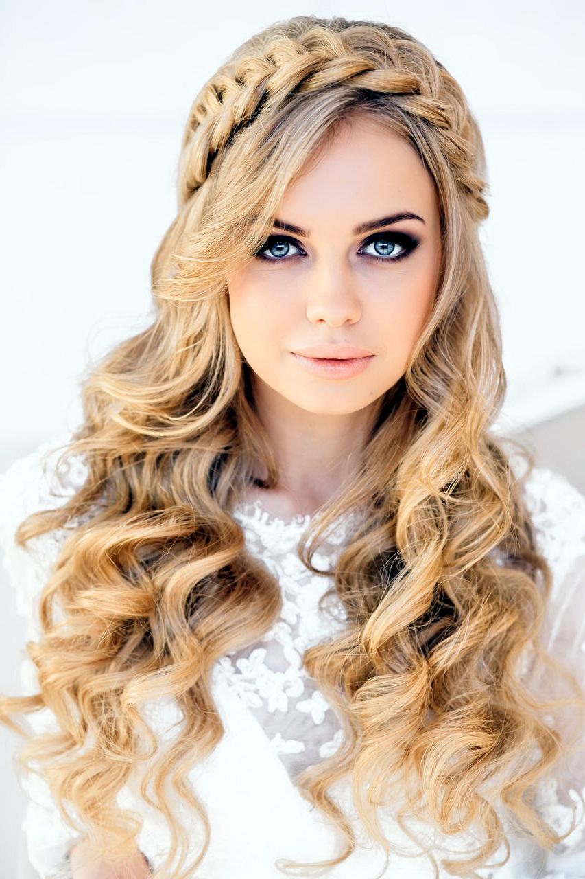 Прически с кудрями Прически Ваши волосы