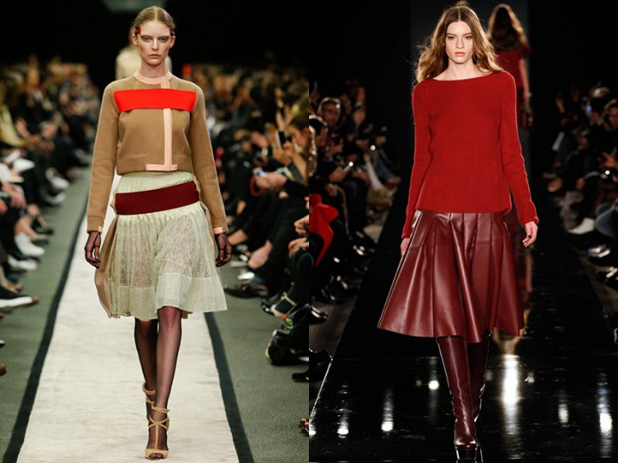 Модные юбки 2015 (68 фото)