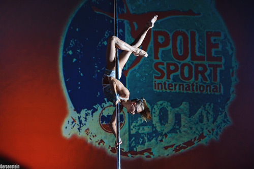 Pole Sport International 2014 в Санкт-Петербурге