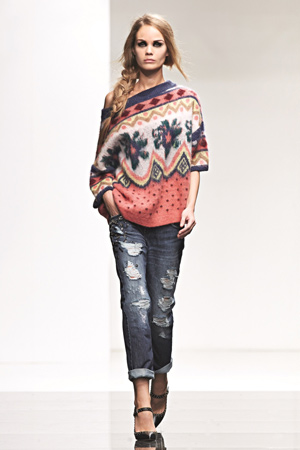 TWIN-SET Simona Barbieri Jeans FW 14-15