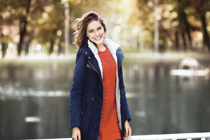 Куртка парка и модные сочетания