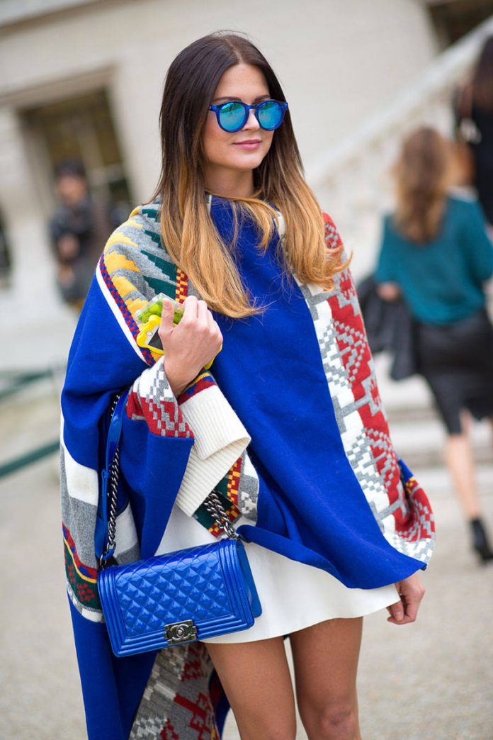 Модные луки Комби-CHIC