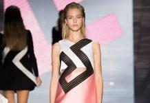Коллекция Versace: модная ассиметрия