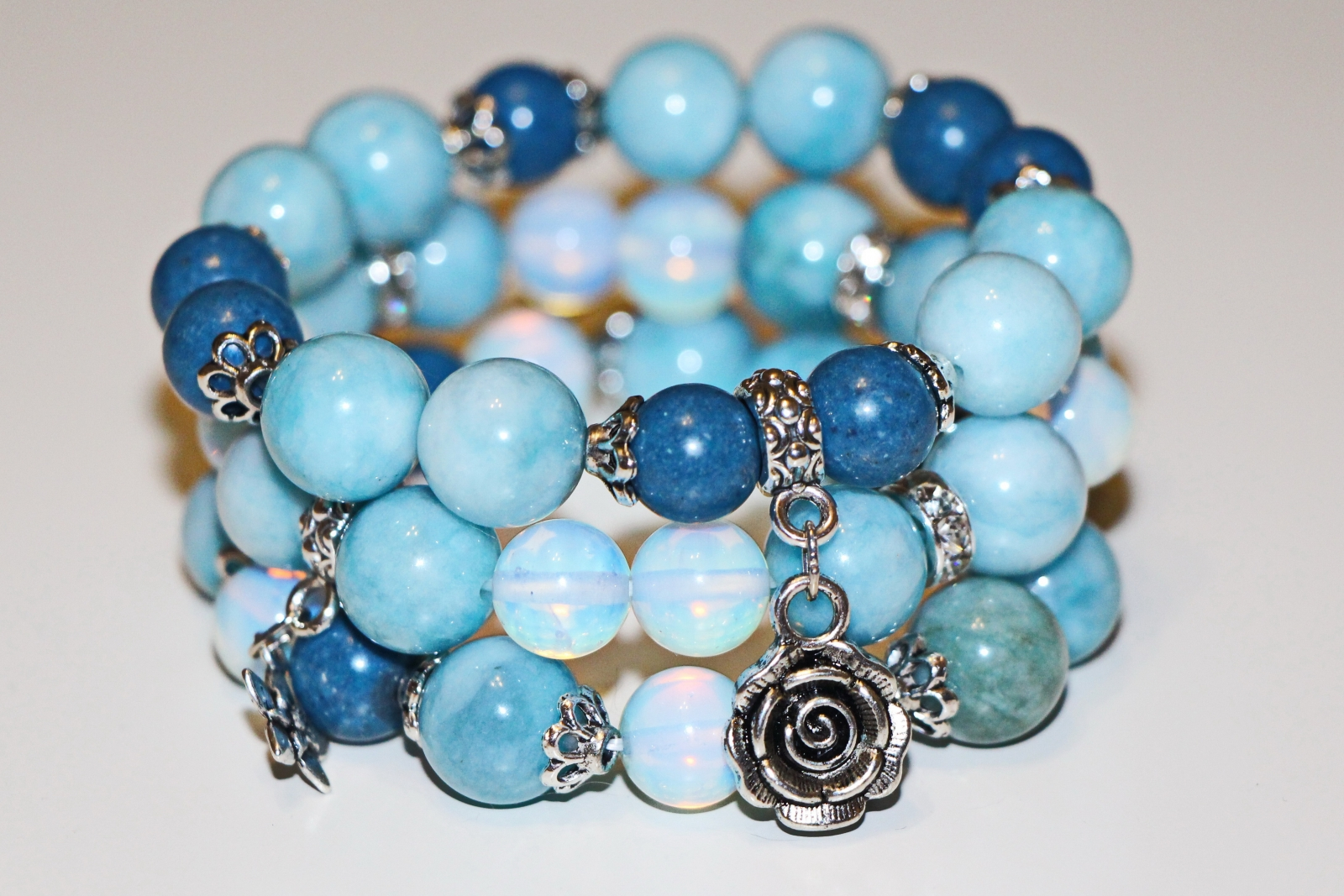 Синий агат камень свойства и значение