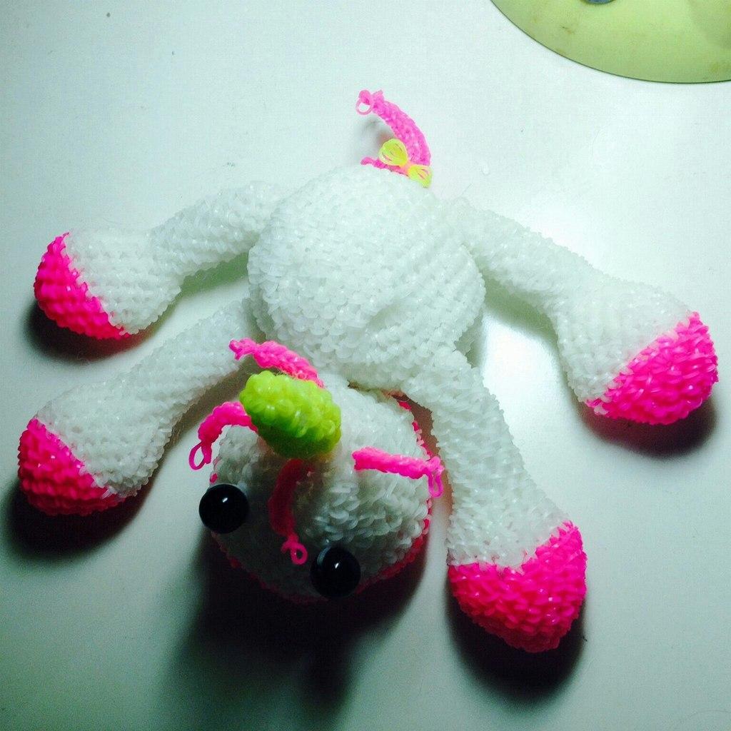 Единорог выкройка игрушки из фото 423