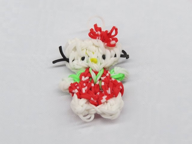 Резиночки плетение фигурок схемы