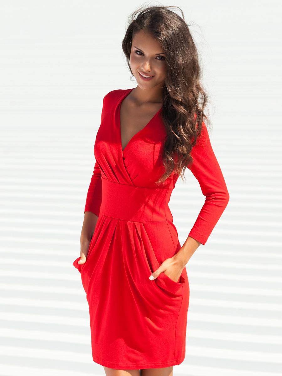 передает модели красного платья картинки скажу, что для