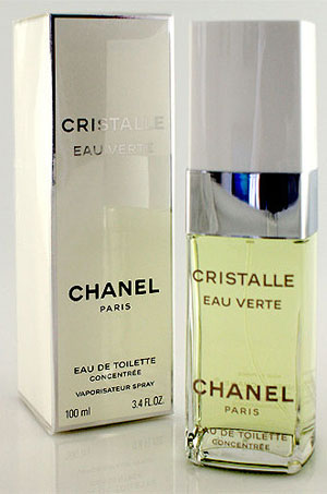 Духи Chanel Cristalle